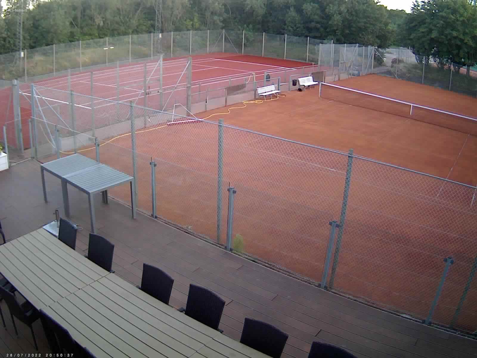 Webcam Index Tennis Denmark